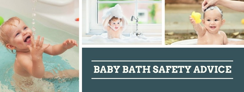 Baby Bath Safety Advice