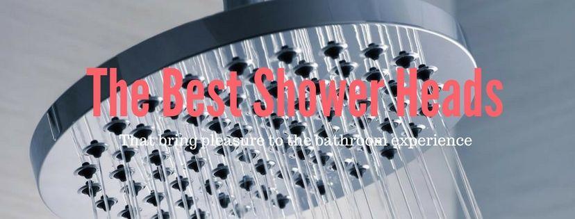 best shower heads reviews