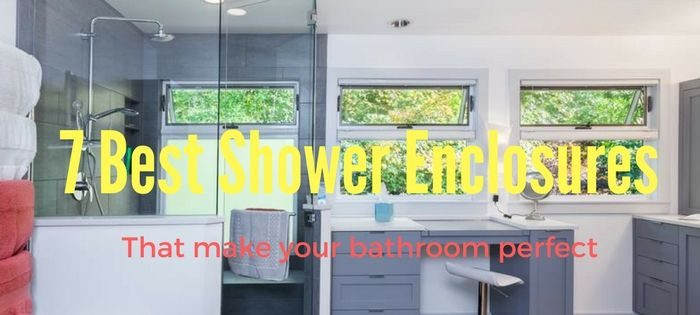 7 shower enclosure solutions that guarantee the perfect fit