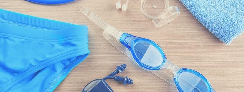 swimming accessorie goggles nose clip
