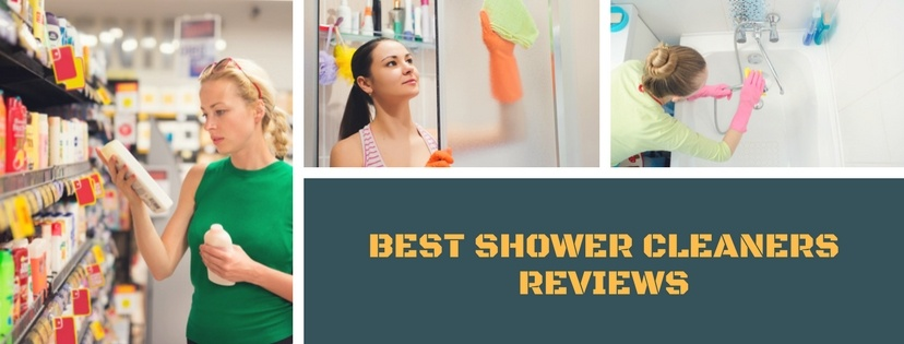Best Shower Cleaner Reviews