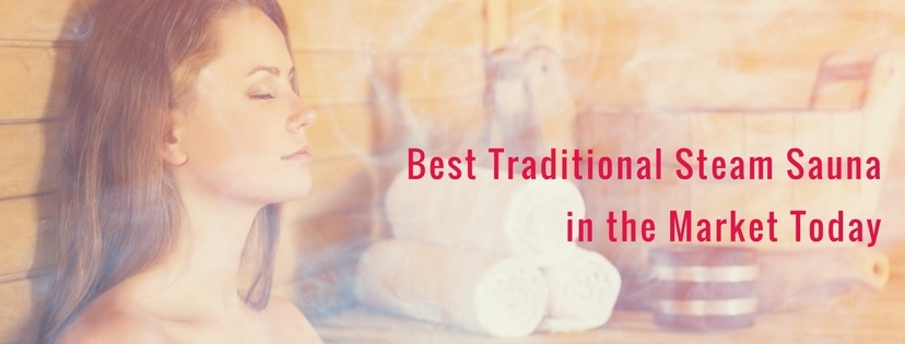 best traditional steam sauna