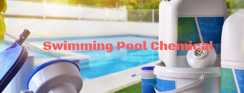 pool chemical for pool maintenance