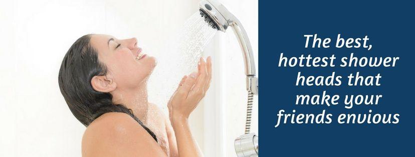 best luxury shower head
