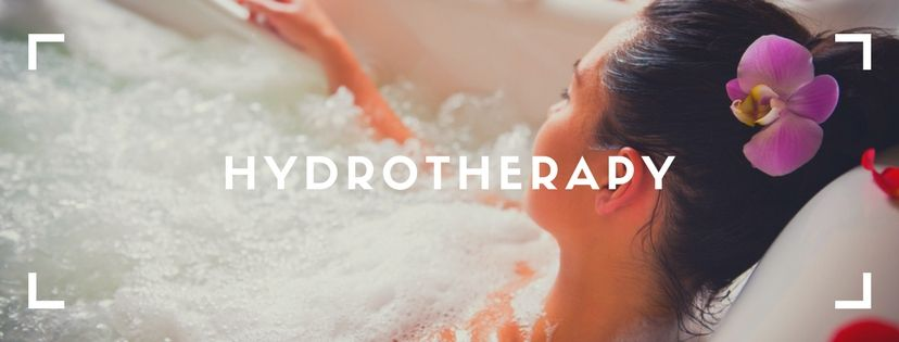 What is hydrotherapy