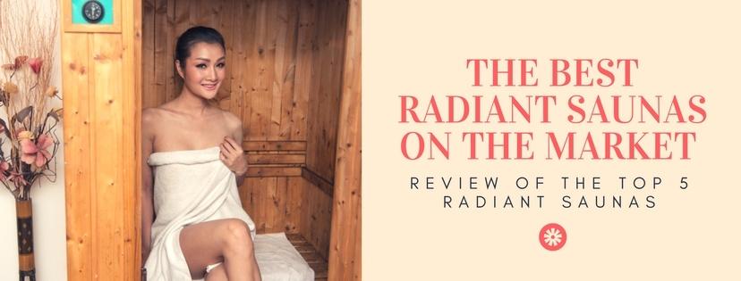 Radiant Saunas Reviews Best Infrared Saunas on the Market