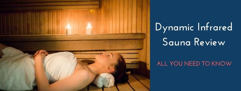 dynamic infrared sauna reviews
