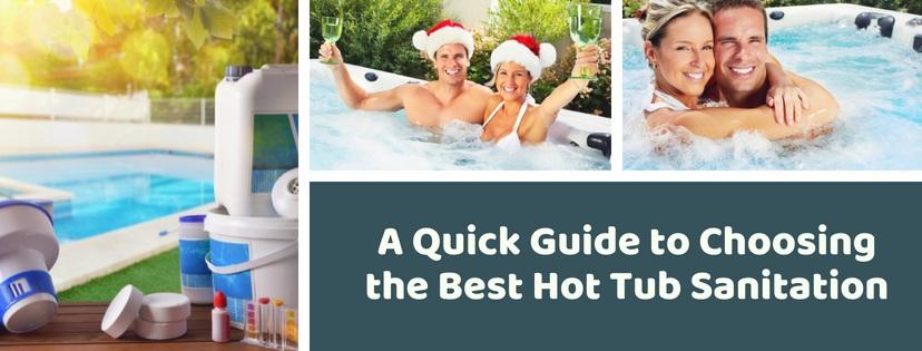 Hot Tub Ozonator vs UV Light vs Saltwater