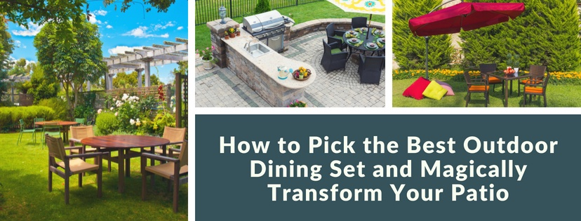 Best patio dining set reviews
