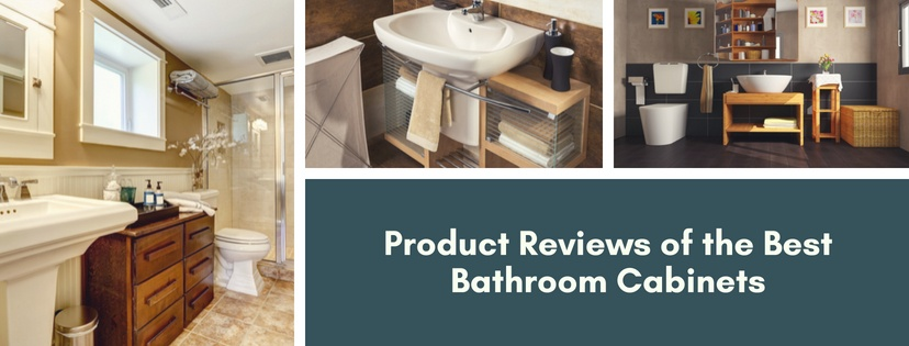 Product Reviews of the Best Bathroom Cabinets